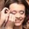 Практика учеников школы макияжа на конкурсе красоты «Ты Уникальная»